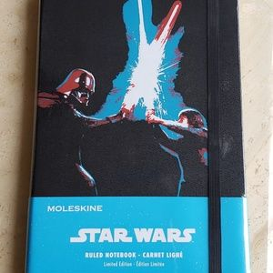 New Factory Sealed Star Wars Moleskine